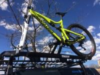 Thule Circuit | Fork Mount Bike Roof Rack - StoreYourBoard.com