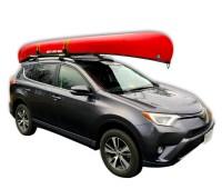 Malone Big Foot Pro   Universal Canoe Roof Rack ...