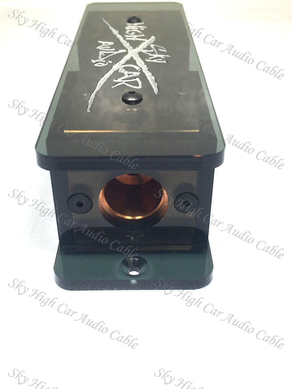 hight resolution of  sky high car audio copper 2 0 anl fuse holder set screw