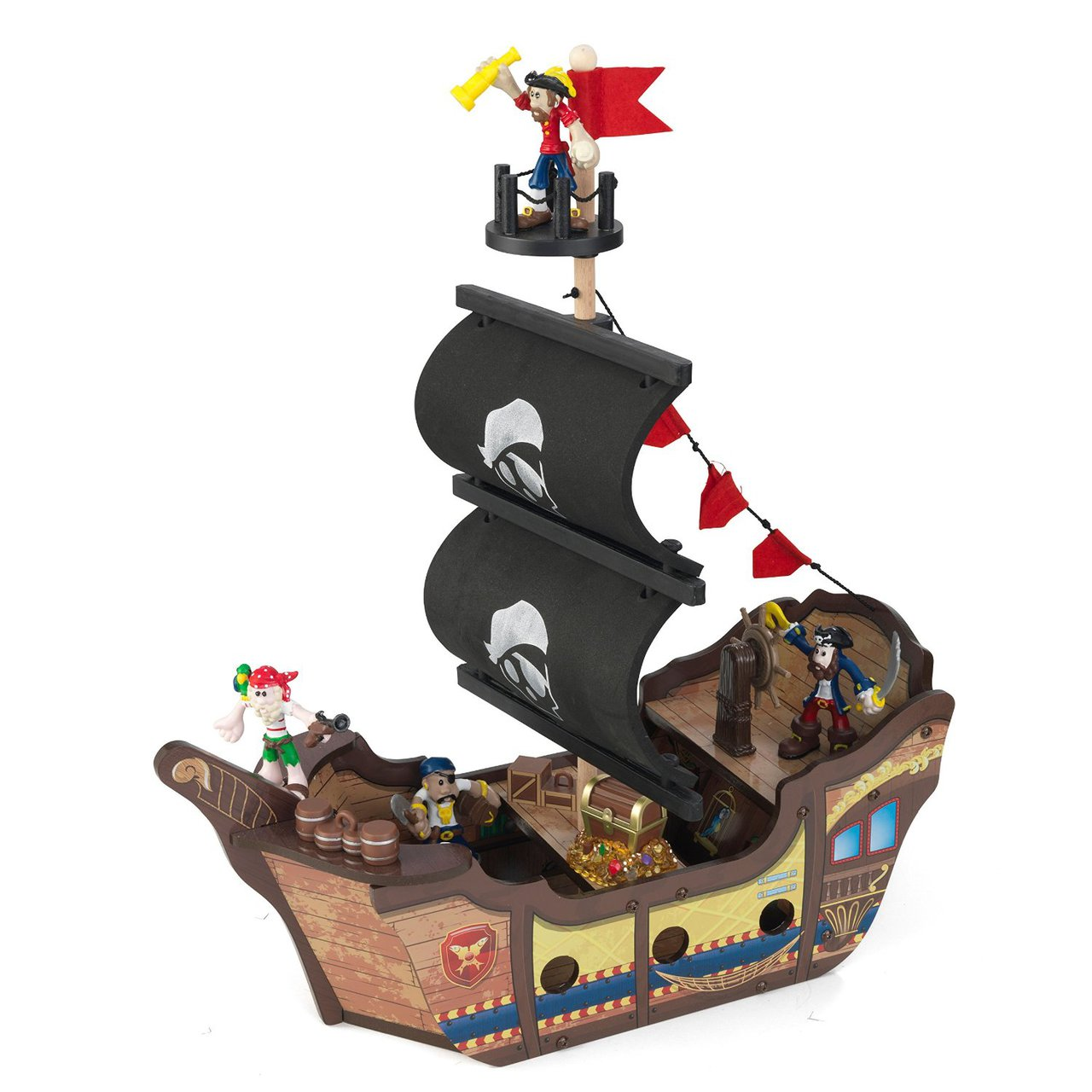 KidKraft Pirate Coves Play Set on Sale Now Fast Shipping