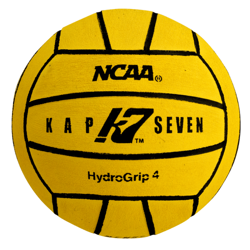 Kap size hydrogrip water polo ball ncaa cwpa also international built by players for rh