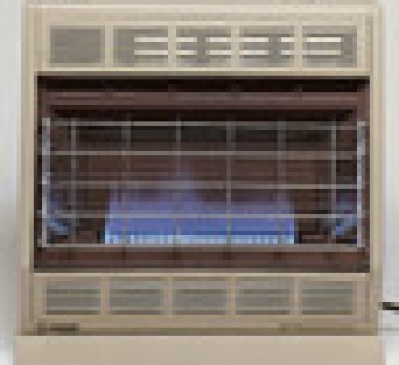 Image of Empire Comfort Systems BF-30 30,000 BTU Blue Flame Vent-Free Gas Heater