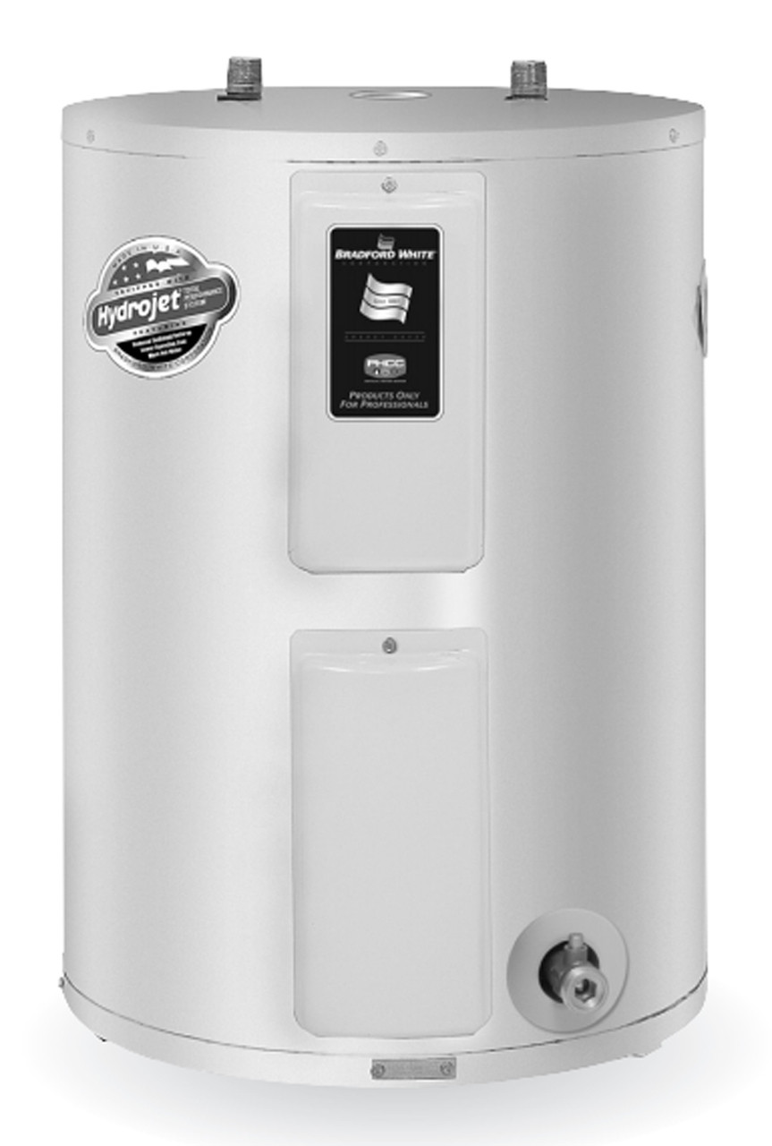 small resolution of bradford white re240l6 1ncww 38 gallon lowboy electric water heater 240 volt 4500