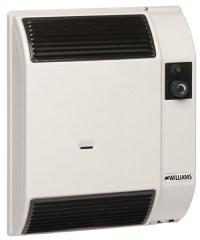 Williams 7400 BTU High Efficiency Direct Vent Wall Furnace ...