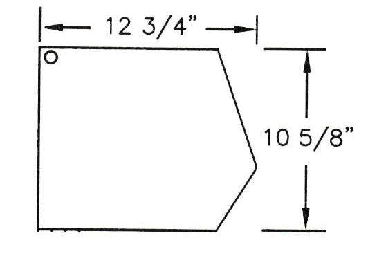 mars air systems standard series std2 unheated air curtain 115 volt