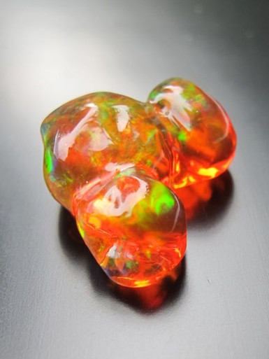 Trinity Treasure  Mexican Fire Opal  SOLD  Marty Magic Store
