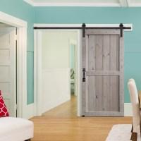 Two Panel Barn Door