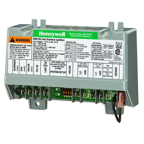 Honeywell Gas Valve Wiring
