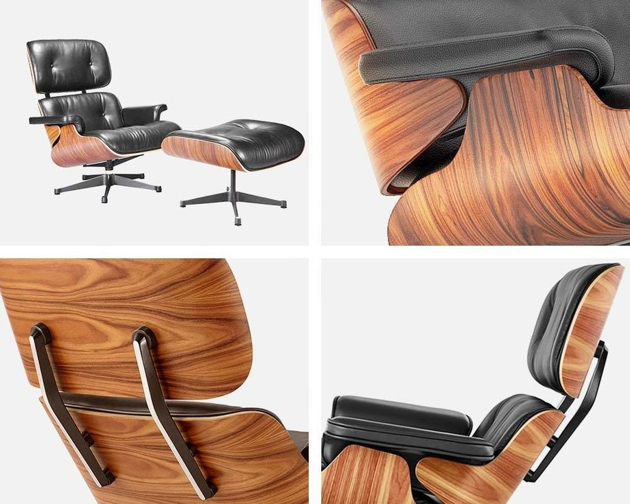 chair design for home gamer desk eames lounge vitra black manhattan jpeg