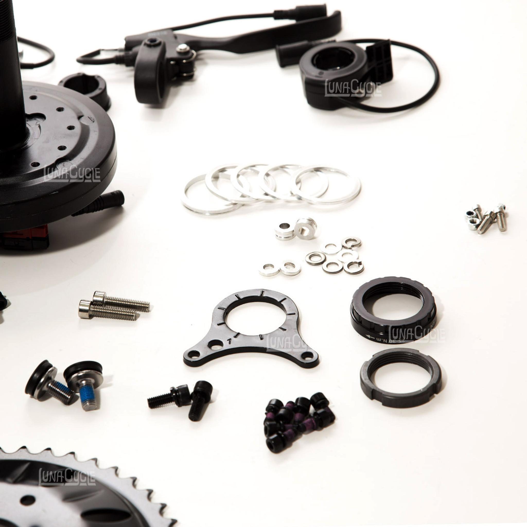 medium resolution of bafang bbshd mid drive ebike kit