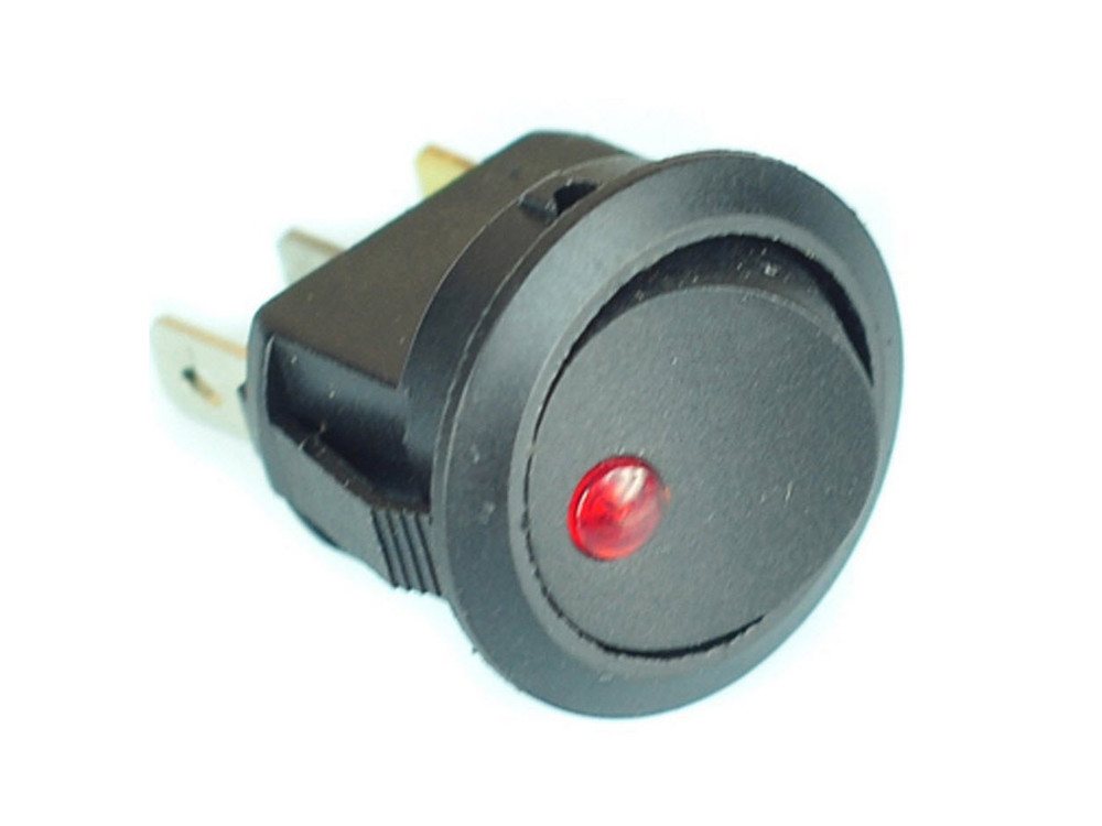Wiring 12v Switch With Indicator Light