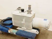 Leybold-Heraeus D30A Trivac Dual Stage Rotary Vane Vacuum ...