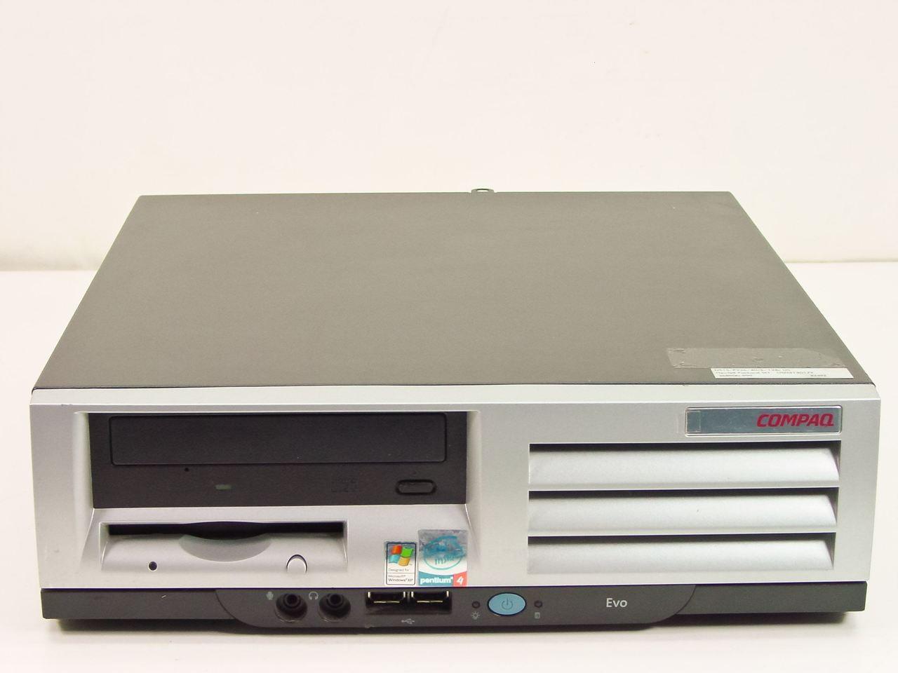 COMPAQ EVO D510 SFF VGA DRIVERS WINDOWS 7