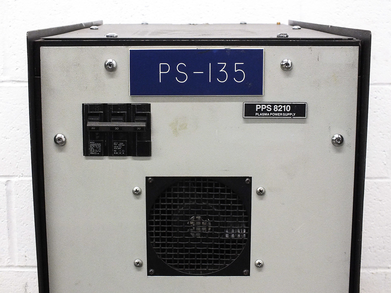 Eratron PPS 8210 RS MF DC Sputtering Plasma Power Supply