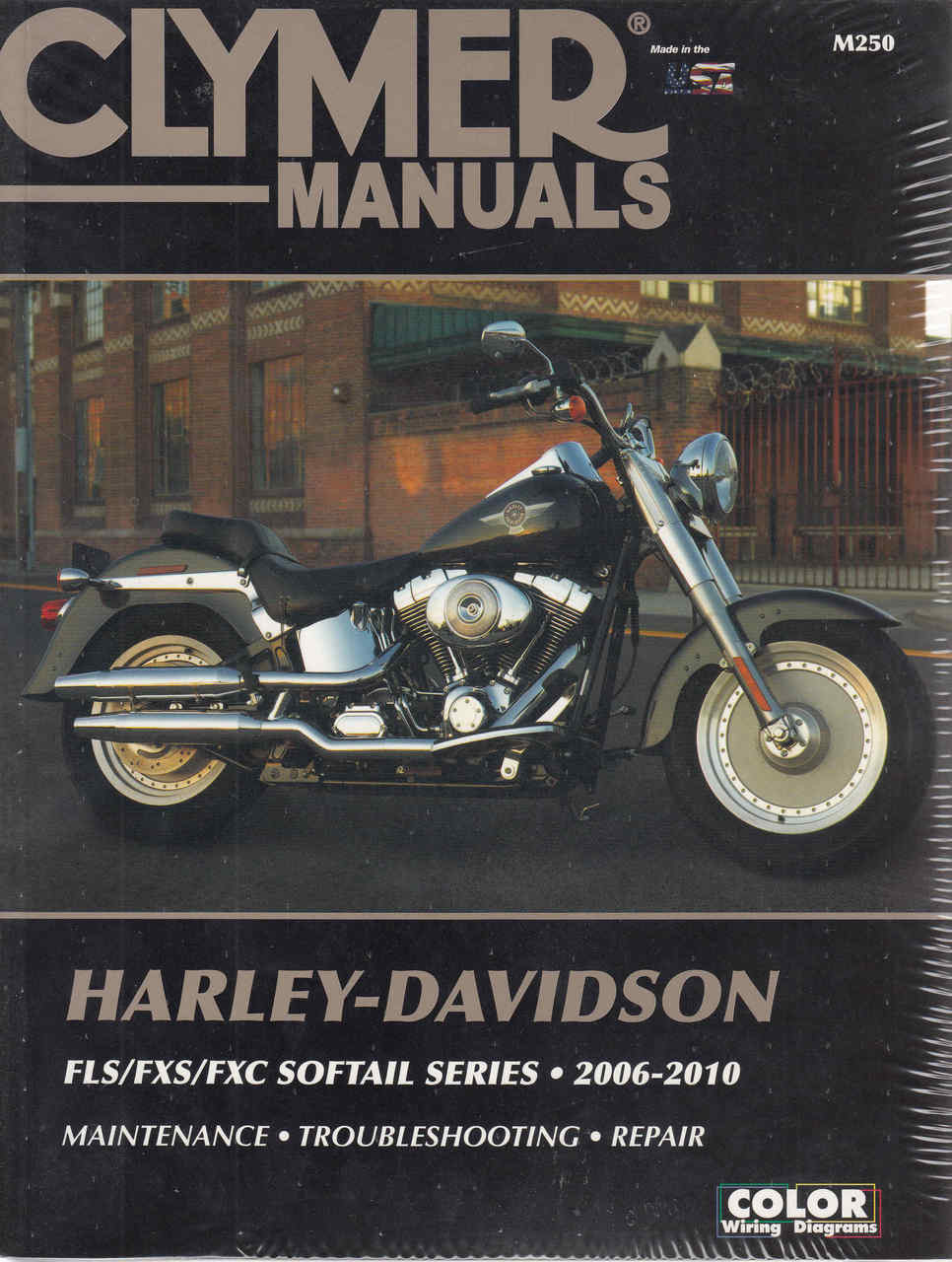 medium resolution of harley davidson fls fxs fxc softail series 2006 2010 workshop manual