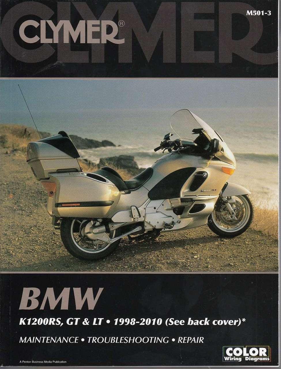hight resolution of bmw k1200rs k1200gt and k1200lt 1998 2010 workshop manual