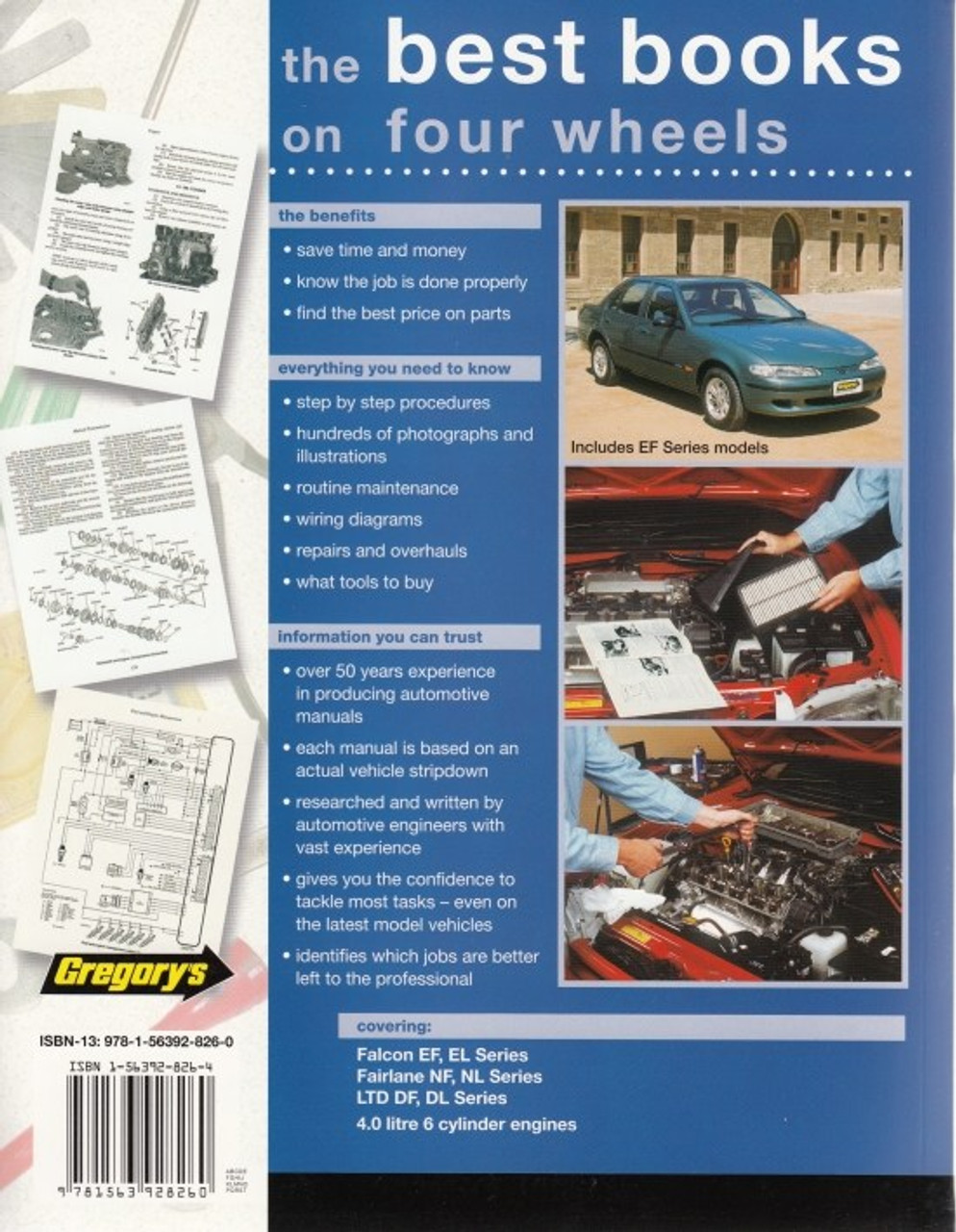 Ford El Falcon Engine Wiring Diagram 5765 Ford Wiring Diagrams