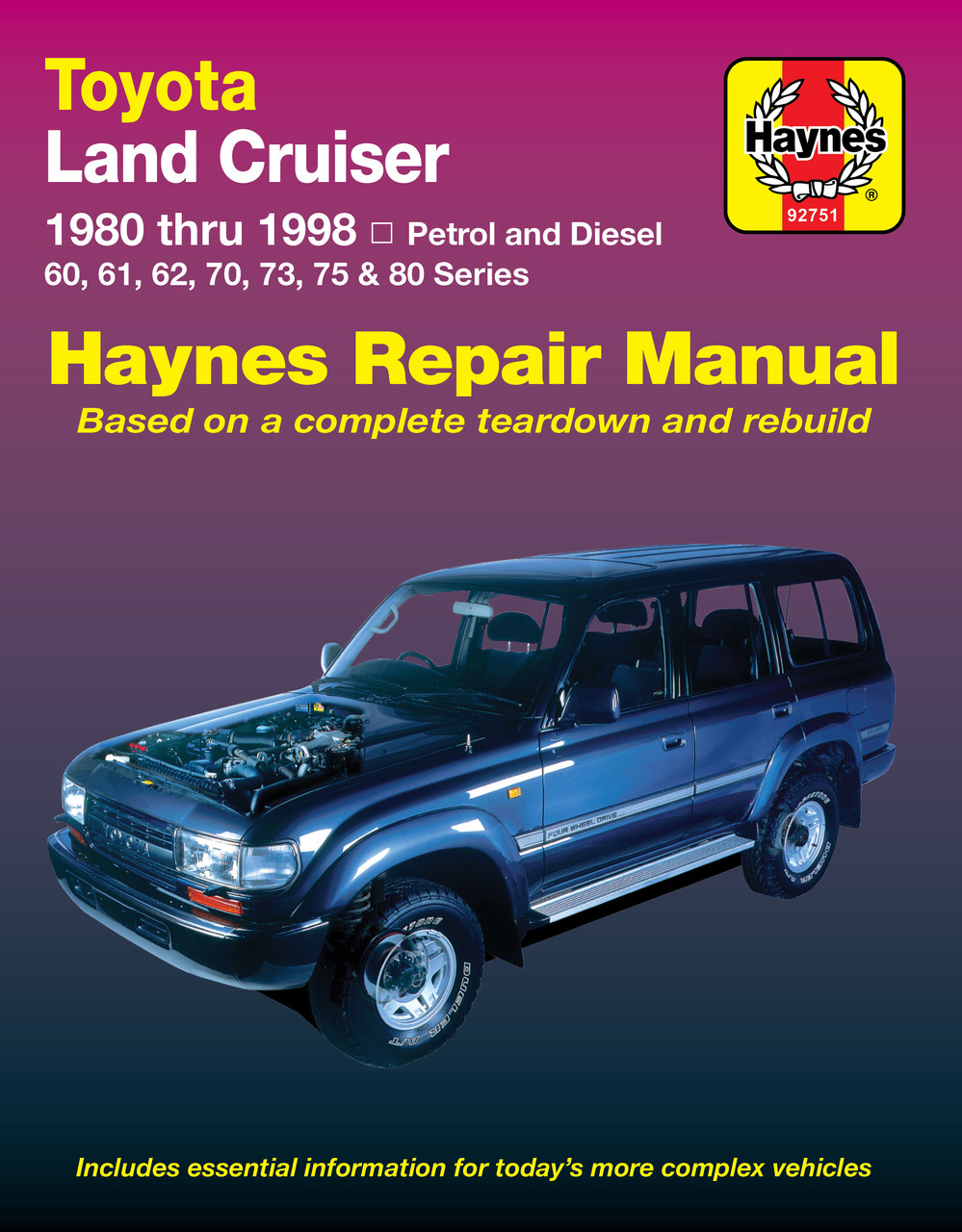 small resolution of 1993 toyota land cruiser belt diagram explained wiring diagrams rh dmdelectro co 1995 toyota land cruiser