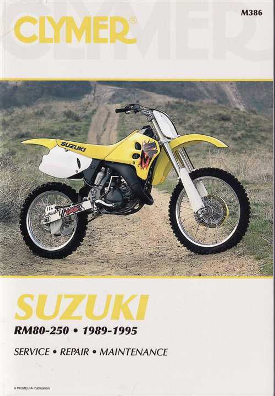 Rm Suzuki Motorcycle Wiring Diagrams