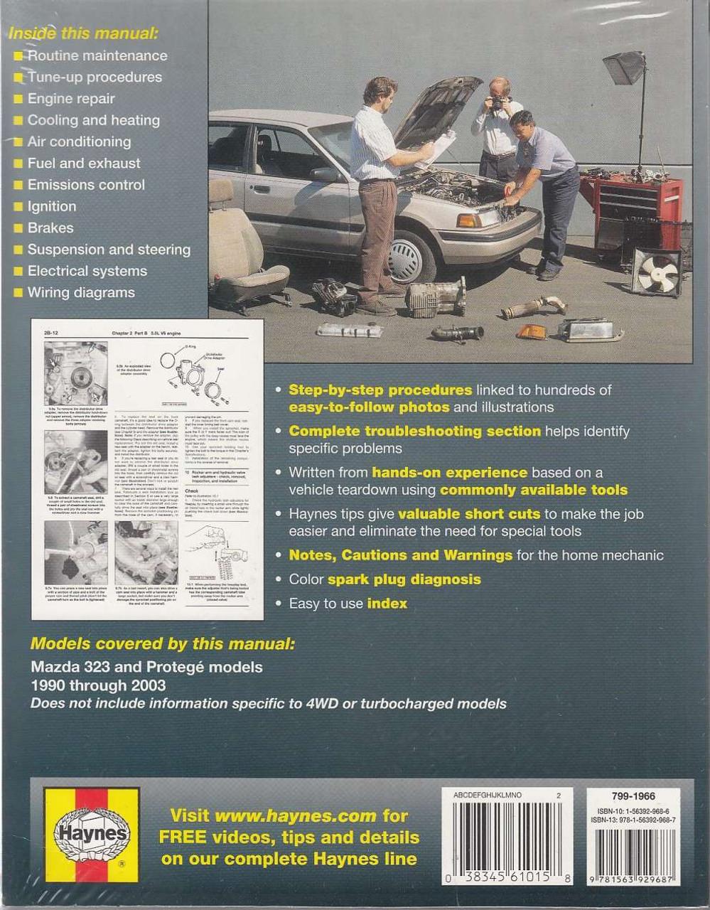 1997 Mazda Protege Wiring Diagram 1997 Mazda Protege Wiring Di