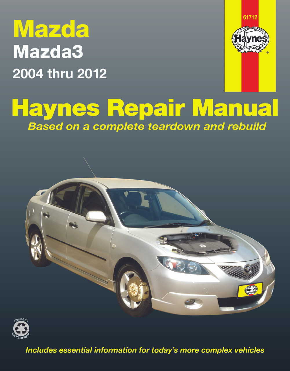 small resolution of mazda3 2004 2012 workshop manual 9781620920114