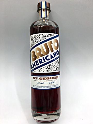 St George Bruto Americano Liqueur  Quality Liquor Store