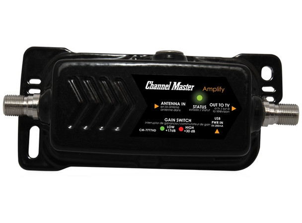 Uhf Antenna Amplifier Circuit