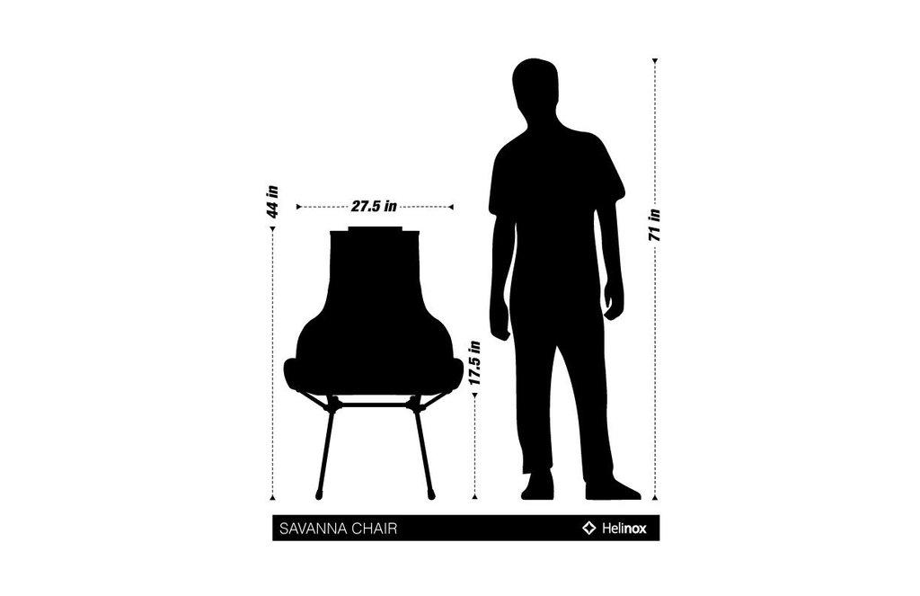 Savanna Chair Helinox Grey