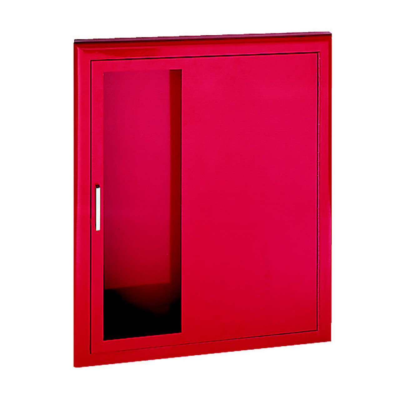 SemiRecessed Hose and Fire Extinguisher Cabinet  JL