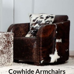 Cowhide Chairs Uk Outdoor Chair With Footrest Furniture By City Cows