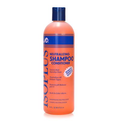 isoplus neutralizing shampoo conditioner