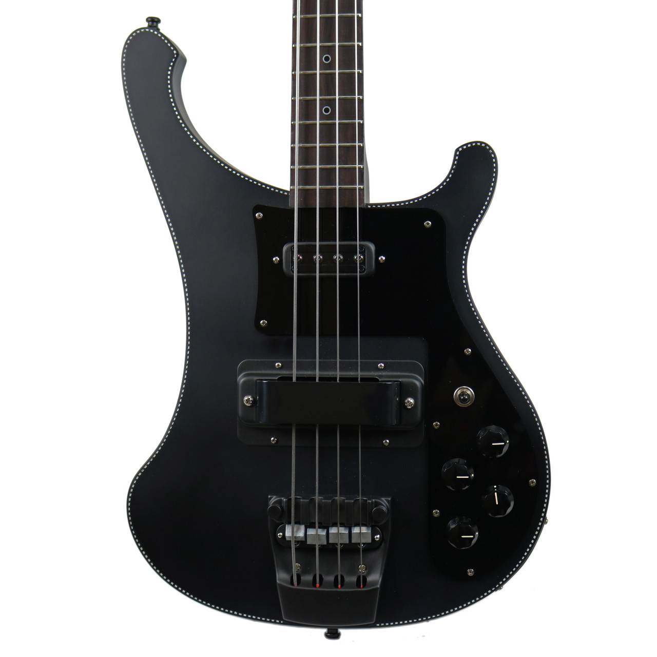 small resolution of 2017 rickenbacker limited edition 4003 noir electric bass guitar