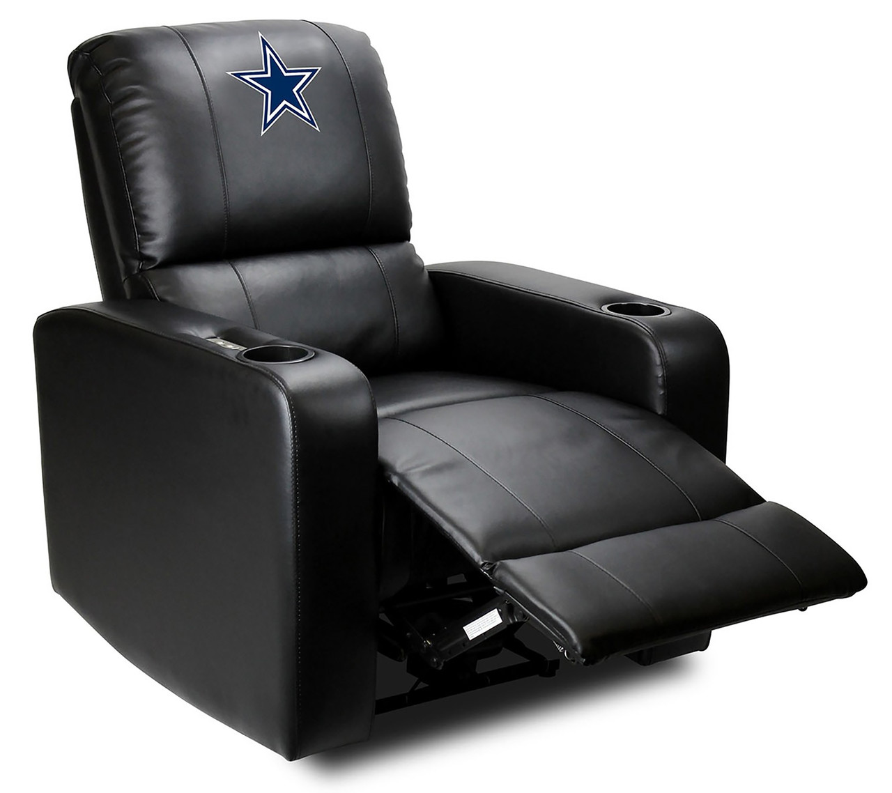dallas cowboys chair cover office chairs home depot recliner ideas