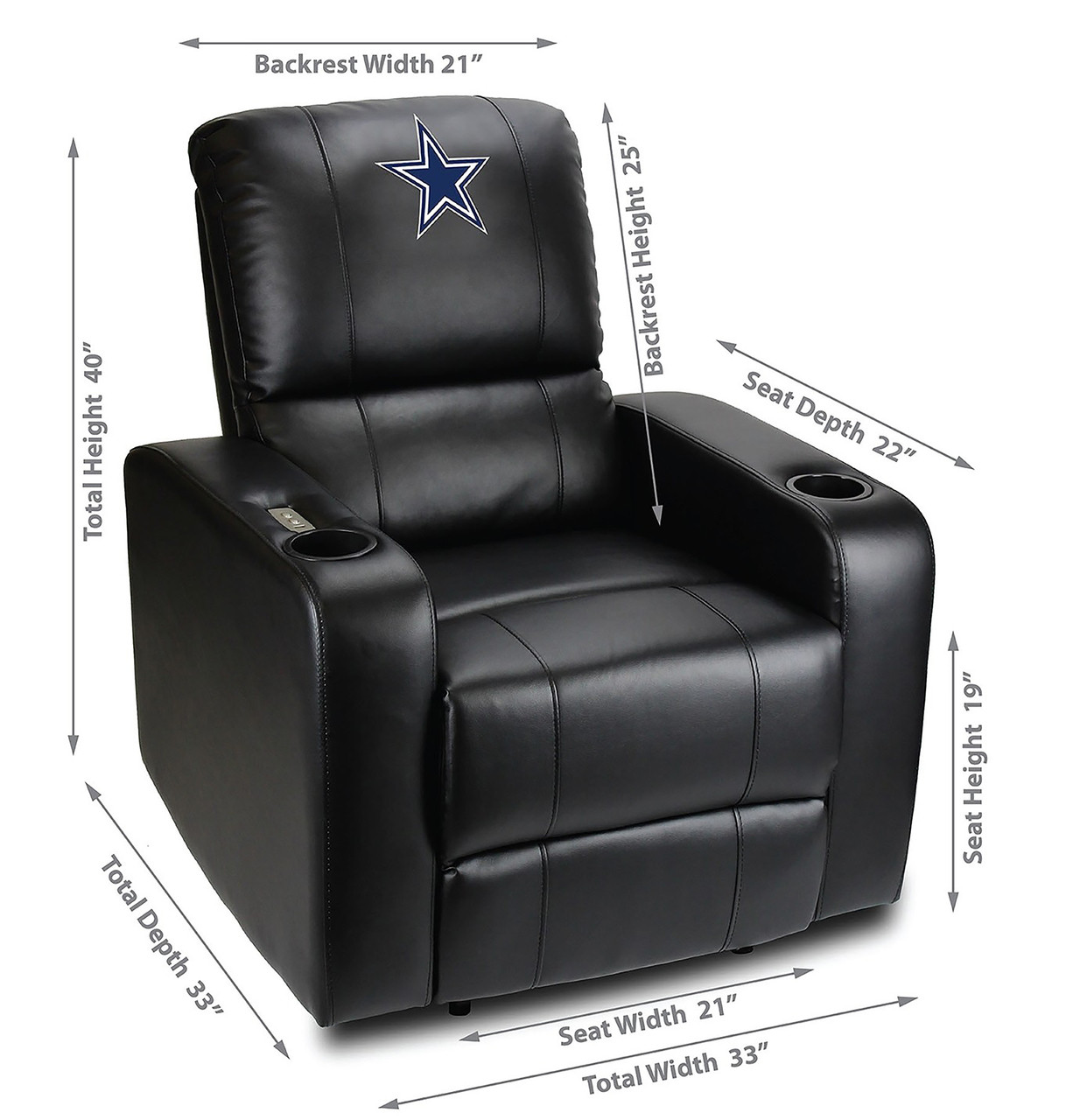dallas cowboys chair cover metal patio recliner yb66 wendycorsistaubcommunity