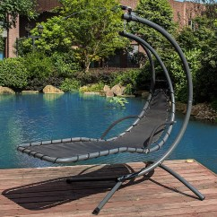 Outdoor Dream Chair The Best Office In World Lazy Daze Hammocks With Umbrella Hanging Chaise Lounge Arc Curved Hammock Apple Green