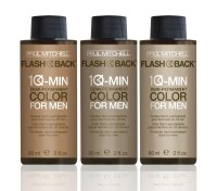 Paul Mitchell Flash Back 10-Minute Hair Color for Men ...