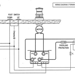 Windlass Wiring Diagram 2001 36 Volt Club Car Www Picswe Com Imtra Watertight Control Box For And Wire Jpg 1000x687