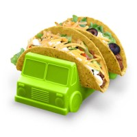 Taco Truck Taco Holders in Uncommon Plates + Bowls Gifts