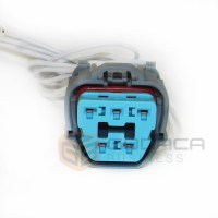 Connector Fuel Pump Harness Pigtail For Honda Civic Accord ...