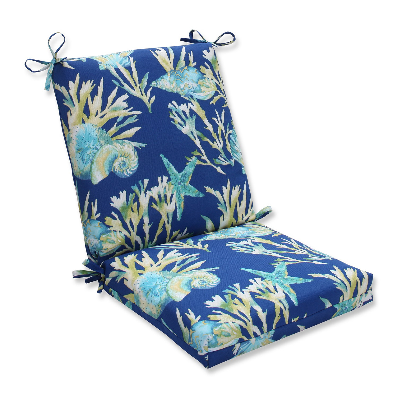 wicker chair cushions with ties balanced active sitting 40 5 blue green tropical island outdoor patio cushion and 32591876