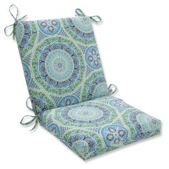 Wicker Chair Cushions With Ties How Much Does A Stressless Cost 36 5 Delancey Lagoon Outdoor Patio Cushion 32596830