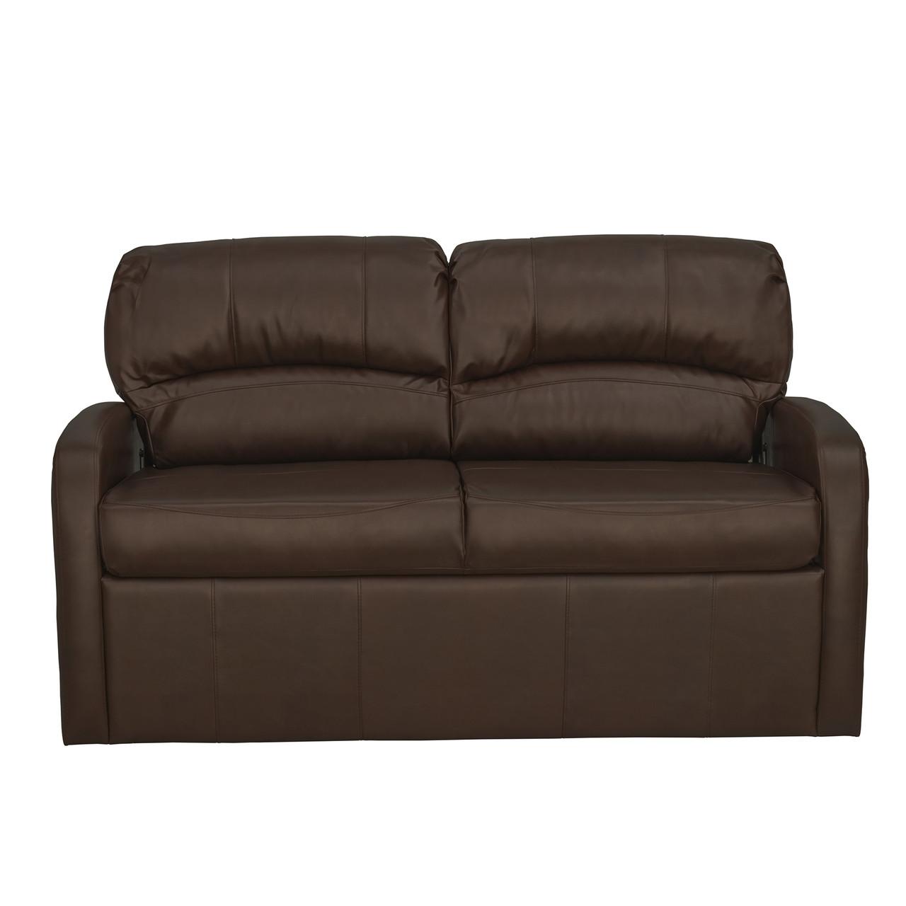 sofa sleeper for camper bespoke edinburgh recpro charles 70 quot jack knife rv furniture