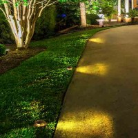 In Ground Lighting. in ground landscape lights. led ground ...