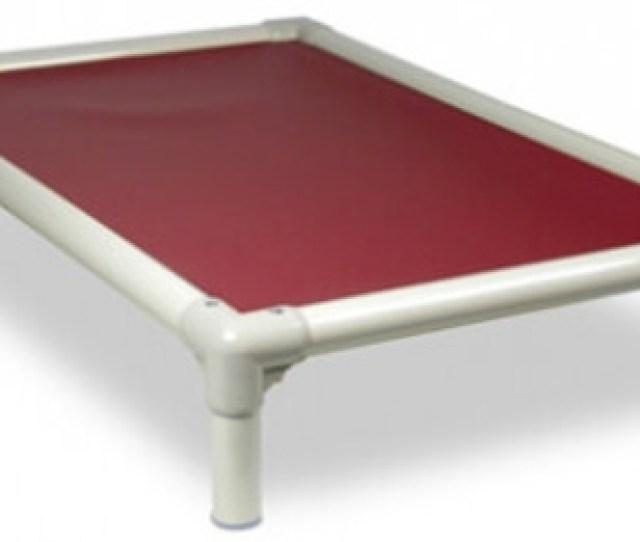 Standard Almond Pvc Dog Bed