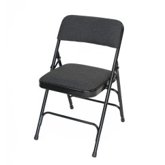 Cloth Padded Folding Chairs For Living Zero Gravity Patio Chair Xl Weight Capacity Rhino Fabric Quad Hinged Triple