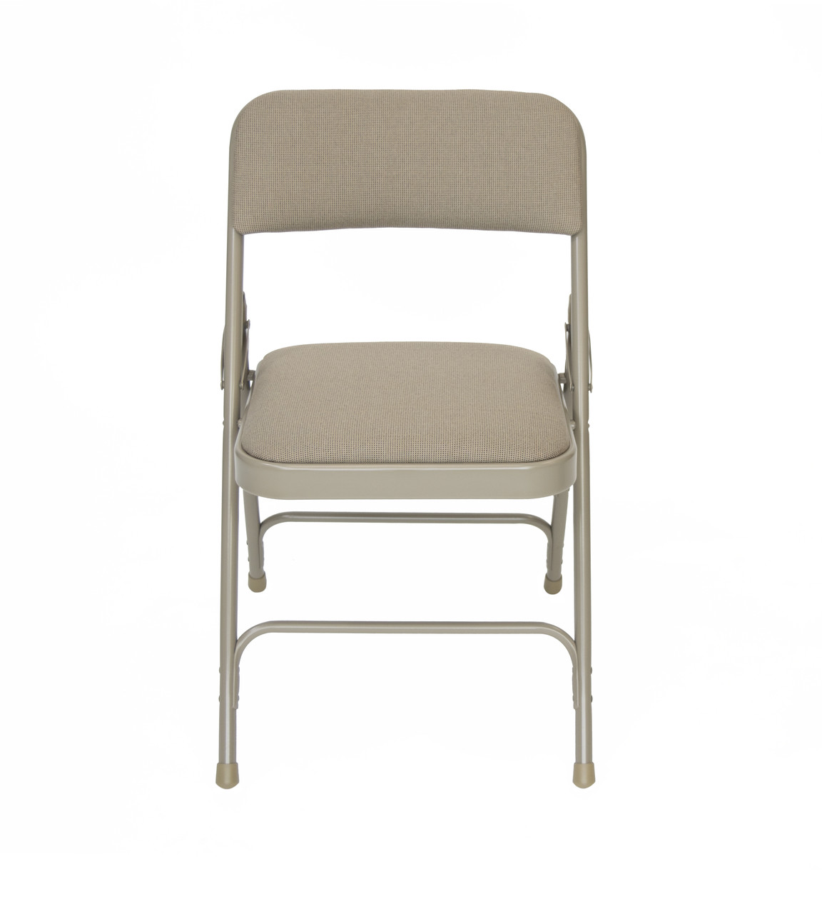 cloth padded folding chairs pier one imports chair covers rhino fabric quad hinged triple