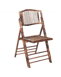 Rhino Bamboo Wooden Folding Chairs ...
