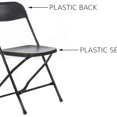 Folding Chair Foot Caps Chairs For Bedrooms Cheap 24 Pack Gray Color Rental Style Poly
