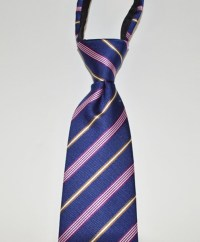 "Men's Zipper Ties for 5'5"" Tall or less - MPWZ1852"