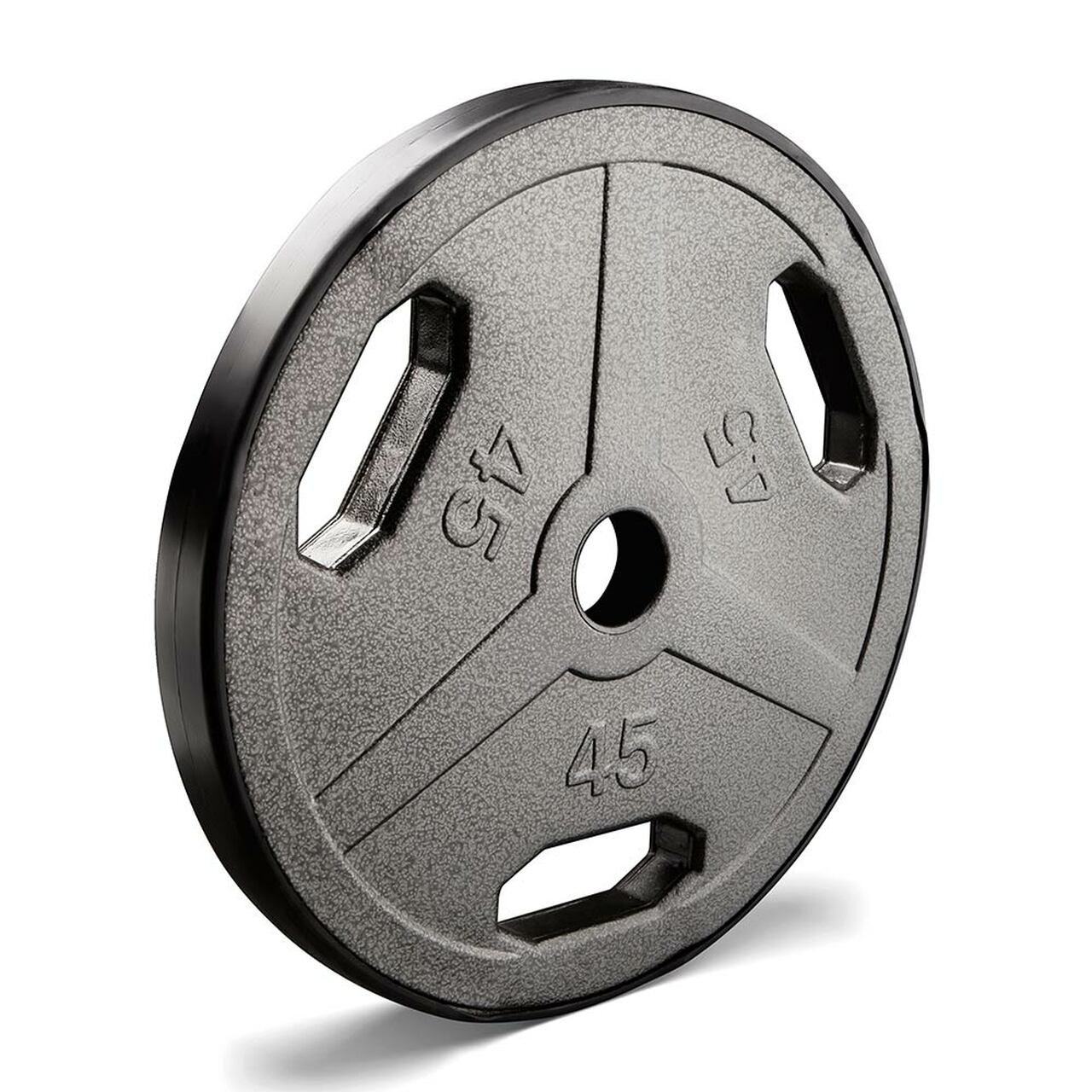 45lb Classic Olympic Plate Mcw-45 High Quality Heavy